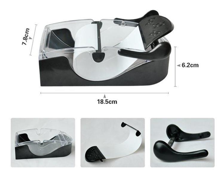 Black Color,3 Steps Perfect Sushi Roll Maker with color retail box,Perfect Roller, Easy Sushi Roller,Kitchenware,Free Shipping(Hong Kong)
