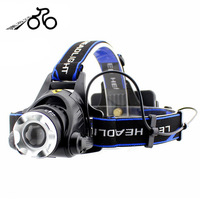Bicycle bike HeadLight headLamp 1600 Lumen CREE XM-L T6 LED Lamp Flashlight Light Headlamp