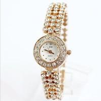 Authentic JW Brand Ladies Quartz Watch Fashion Cute Bracelet Watch Ms Students Set Auger Female Bracelet  Watches Wholesale