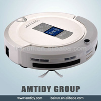4 In 1 Robot Vacuum Cleaner Auto Rechargeable, UV Sterilzie, Schedule Time, Virtual Wall