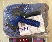 1pcs Expandable Hose 75FT Garden water Hose expandable flexible hose + spray gun