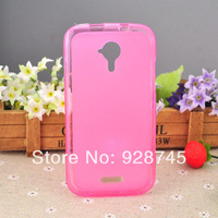 Free Shipping Silicon Cover for Fly IQ451 Vista Protective Soft TPU Back Anti-Skid Jelly Cases Support Wholesale