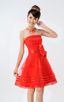 Free shipping intellectuality formal dress fashion royal lace formal  2013 wedding formal dress