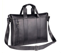 handbag men fashion PU leather shoulder messenger bag men 2013 new oversize briefcase computer bag 13 15