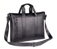 handbag men fashion PU leather shoulder messenger bag men 2013 new oversize briefcase computer bag 13 15