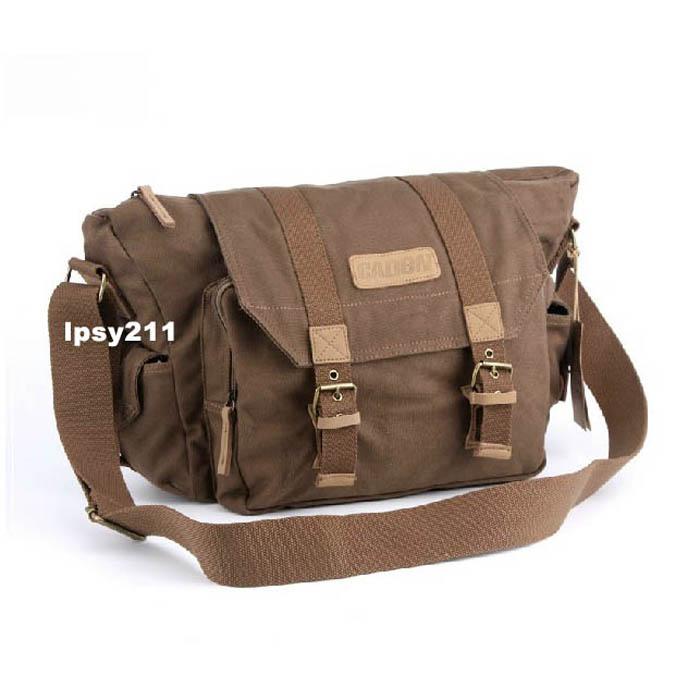 Caden Canvas Camera Shoulder Bag 23