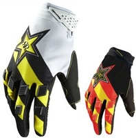 2013 Road MX Glove Rockstar Cycling Bike Bicycle Racing Motorcycle gloves Anti-Slip glove riding sports motorcross Gloves