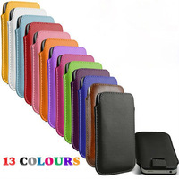 Free Shipping Leather PU phone bags cases Pouch Case Bag for thl w1 Cell Phone Accessories for phone bag