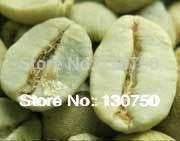 500g Brazil Green Coffee Beans 100% Original High Quality Green Slimming Coffee the tea green coffee slimming bean Free Shipping