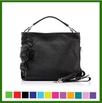 galaday натуральная кожа краткий портативный сумочка