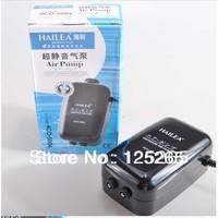 HAILEA Brand Aquarium Adjustable Air Pump Double Output