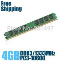 Brand New Sealed DDR3 1333 / PC3 10600 4GB  Desktop RAM Memory / Lifetime warranty / Free Shipping!!!