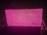 love color LED scrolling billboard module P10 outdoor pink LED sign  LED board billboard LED display module free shipping