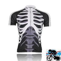 New 2013 Men's Cycling Bike Jersey/Shirt Sleeve Bike/Bicycle Size S-3XL Free Shipping