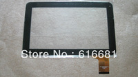 Free shipping 9  inch touch screen,100% New 98VB Tablet pc  touch pad .touch panel digitizer FPC-TP090005 (98VB)-00