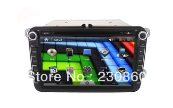 passatCC<2008-2012> 8 Inch  Car  DVD Player+IPOD+Wifi +GPS+Radio+AUS+USB/SD+MP4
