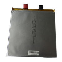 3.3V 10000mAh Prismatic Polymer LiFePO4 Battery Cell for electric flying plane (LFP80120125)