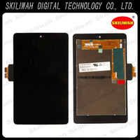 Best price 100% Test Full LCD display+Touch Digitizer Screen for ASUS Google Nexus 7 LCD  2012 version gen 1st