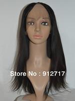 100% long black remy cambodian u part wigs wholesale