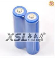 2 PCS 18650 Lithium ion Rechargeable Battery 5000 mah Battery LED Flashlight battery 3.7 V Digital+ Free shipping