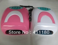 KT838 Free shipping! Hot sale 36W 220V Gel Curing Nail UV Lamp Polish Dryer with 4pcs 9W UV Light Bulb style KT838