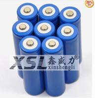 8PCS 18650 Digital Lithium ion Rechargeable Battery 5000 mah battery LED Flashlight battery 3.7 V + Free shipping