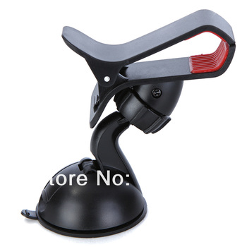 Universal Car Windshield Mount Holder For Nexus 4 iPhone 5 iPod GPS PSP MP3 MP4 free shiipping