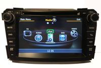 Car DVD Player GPS Navigation Radio for Hyundai I40  2011 - 2013  +3G WIFI + CPU 1GMHZ + DDR 512M + v-20 Disc + DVR + A8 Chipset
