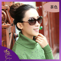 Free Shipping New Designer Fashion Ladies Sun Glasses, Star Style Lunette Shades, Brand Sunglasses Vintage For Women Wholesale