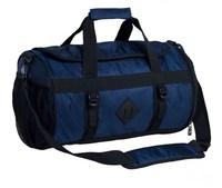Free shipping Cattle male portable travel bag large capacity messenger bag women's gym sports bag shoulder bag