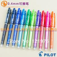 Pilot 0.4mm 'd baile pen baile lf-22p4 erasable pen