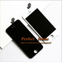 3pcs/lot 100% Guarantee Original For black  iPhone 5 LCD iphone 5g lcd with touch screen digitizer Assembly 3pcs/lot
