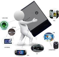 20000mAh Universal Power Bank External Battery Charger Dual USB Output universal USB for  2 mobile Phone Mobile power