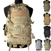 multicam color TAD Military Tactical Assault  Backpack Outdoor Camping Travel Hiking Maintaineering Bag Molle backpack CP