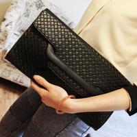 2013 New Fashion women leather handbags women handbag women messenger bags clutch Bag leather bags