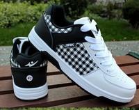 Free shipping ! Han edition men's low help shoes sport casual shoes men's skateboarding shoes