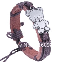 teddy bear bracelet cartoon teddy bracelet  promotion gift