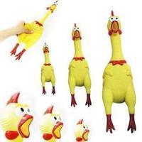 Screaming chicken shrieking chicken dog toy pet toy decompression toys