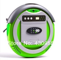 low noise rechargeable intelligent robot vacuum cleaner / UV light sterilization vacuum cleaner QQ2