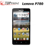 Original Lenovo P780 5 inch 1280x720 HD IPS screen Quad core WCDMA 8MP Android phone 780 4000MAH Super Battery