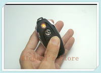 Free shipping ,Volkswagen car keys USB lighter , USB charging lighter , windproof lighter