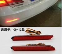 High quality For Toyota Camry Reize 2009 2010 2011 2012 2013 Reflector LED back Tail Rear Bumper Light Brake lamp fog light
