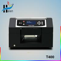 Direct to garment print machine / fabric print machine with low cost  HAIWN-T400