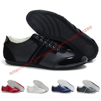 Genuine Leather Shoes For Men, Luxury Name Brand Men's Casual Sneakers, Wholesale Designer Shoes, Size 40-46, Free Shipping