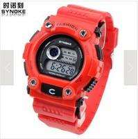 Free shipping children outdoor sport digital watches fashion student wristwatches W076