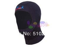 4pcs free ship adult kid prevention jellyfish sunscreen UV diving hood cap neoprene diving cap winter swimming cap hat