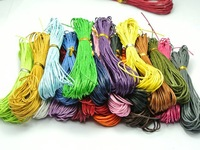 100 Meters  Waxed Cotton Beading Cord 1mm for Bracelet Necklace
