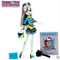 Free shipping 100% counter genuine high-quality  Monster High Dolls/ Photographic day Fu Lanqi
