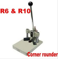 """Manual Corner Rounder with 2 Dies R6(1/4"""") R10(3/8"""") Punch Cutter for Paper, photobook, PVC"""