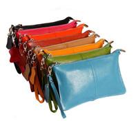 2013 new simple and elegant leather shoulder bag aslant bag Wristlet Wallet